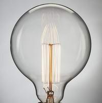 ретро лампочки из швейцарии